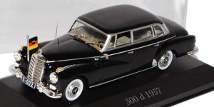 Mercedes-Benz 300 d 1957 - Atlas 1:43