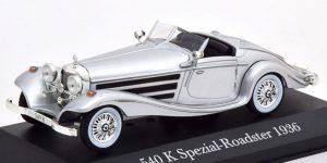 Mercedes-Benz 540 K Spezial-Roadster 1936 - Atlas 1:43