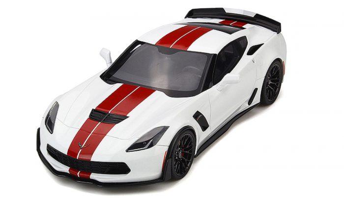 Modelauto Corvette kopen
