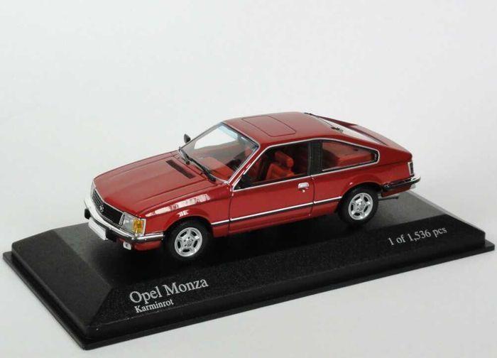 Opel modelauto kopen