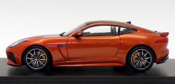 Jaguar F-Type SVR Coupe - TSM Model 1:43