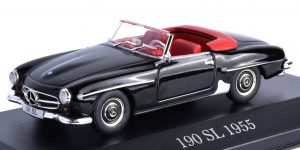Mercedes-Benz 190 SL 1955 - Atlas 1:43
