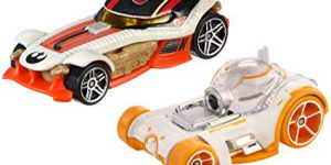 Star Wars BB-8 VS. Poe Dameron - Hot Wheels 1:64