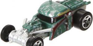 Star Wars Boba Fett VS. Bossk - Hot Wheels 1:64