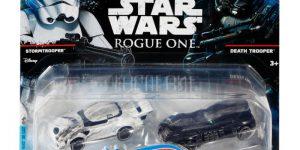 Star Wars Stormtrooper VS. Death Trooper 1:64