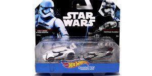 Star Wars First Order Stormtrooper VS. Captain Phasma 1:64
