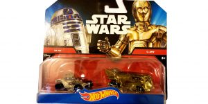 Star Wars R2-D2 VS. C-3PO - Hot Wheels 1:64