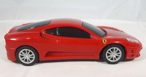 Ferrari 430 Scuderia (Shell Edition) - Hot Wheels 1:38