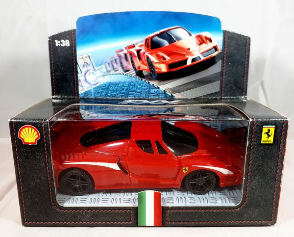 Ferrari FXX (Shell V-Power Edition) - Hot Wheels 1:38