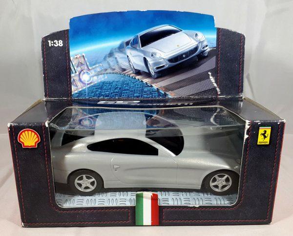 Ferrari 612 Scaglietti (Shell V-Power Edition) - Hot Wheels 1:38