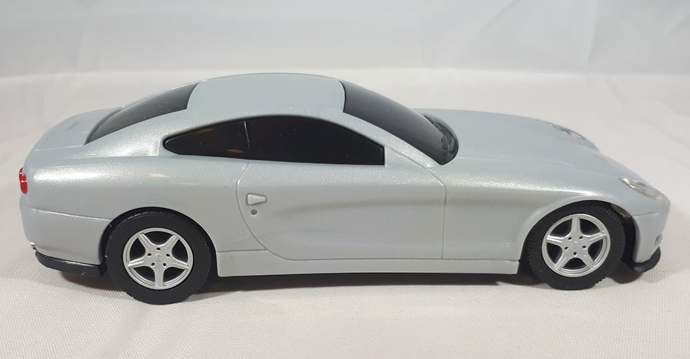 Ferrari 612 Scaglietti (Shell V-Power Edition) - Hot Wheels 1:38