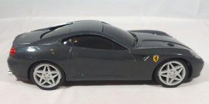Ferrari 599 GTB Fiorano (Shell V-Power Edition) - Hot Wheels 1:38