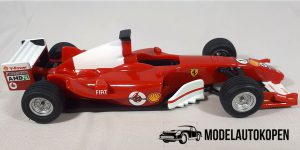 Ferrari F2005 (Shell V-Power Edition) - Hot Wheels 1:38