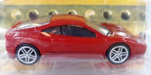 Ferrari F430 (Shell V-Power Edition) - Hot Wheels 1:38