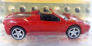 Ferrari 360 Spider (Shell V-Power Edition) - Hot Wheels 1:38