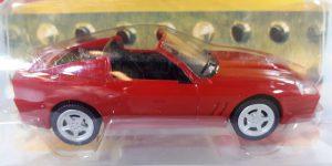 Ferrari Super America (Shell V-Power Edition) - Hot Wheels 1:38