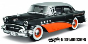 Buick Century (Oranje/Zwart) 1:24 Maisto