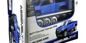 Chevrolet Colorado ZR2 (Bouwpakket) Maisto kopen? Modelautokopen.nl