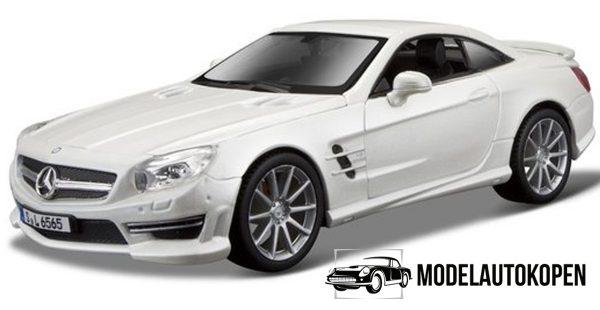 Mercedes-Benz SL 65 AMG 1:24