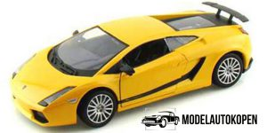 2005 Lamborghini Gallardo Superleggera 1:43