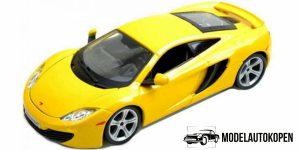 McLaren 12C (Geel) 1:24 Bburago