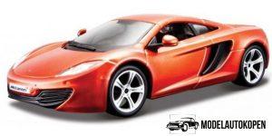 McLaren 12C (Oranje) 1:24 Bburago