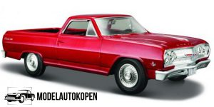 Chevrolet El Camino (Rood) 1:24 Maisto