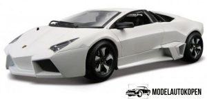 Lamborghini Reventón (Wit) 1:24 Bburago