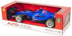 Racing Simulation Model Blauw (1:12 JiaYue Toys)