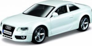 Audi A5 (Wit) 132 Bburago