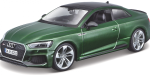 Audi RS 5 Coupé (Groen) 1:24 Bburago