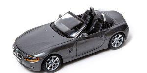 BMW Z4 (Grijs) 1:24 Bburago
