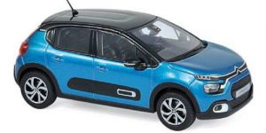 Citroen C3 2020 Dealer Model 1:64 Norev