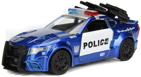 Transformers Barricade 1:32 Die Cast