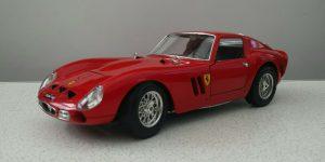 Ferrari 250 GTO 1962 (Rood)