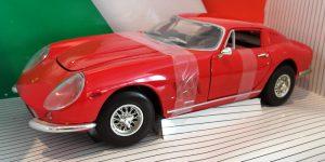 Ferrari 275 GTB4 1966 1:18 (Rood) FRTL