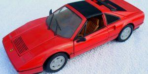 Ferrari 328 GTS (Rood) ANSON