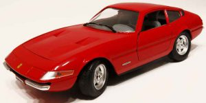 Ferrari 365 GTB4 Daytona 1969 1:18 (Rood) Giodi
