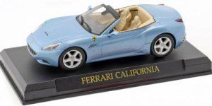 Ferrari California Cabriolet Blister (Blauw) 1:43 Atlas