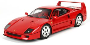 Ferrari F40 1987 1:18 (Rood) Bburago