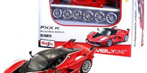 Ferrari FXX K Model Kit (Bouwmodel) 1:24 Maisto