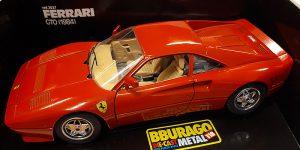 Ferrari GTO 1984 1:18 (Rood) Bburago