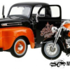 Ford F1 Pickup + Harley Duo Glide