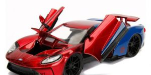 Ford GT Spiderman (2017) 1:32