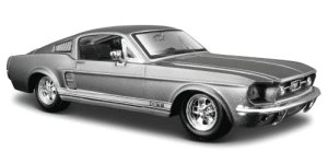 Ford Mustang GT (Grijs) 1:24 Maisto