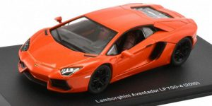 Lamborghini Aventador LP Dealer Model 143 Atlas