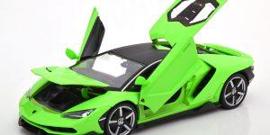 Lamborghini Centenario (Groen) 1:18 Maisto