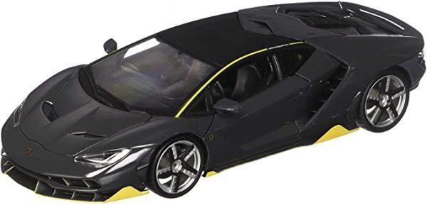 Lamborghini Centenario (Zwart Carbon) 1:18 Maisto