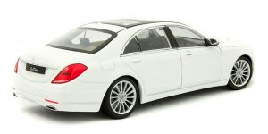 Mercedes-Benz S-Class (Wit) 1:24 Welly