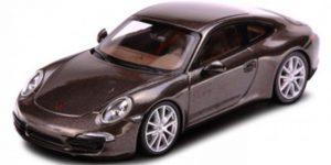 Porsche 911 Carrera S (Bruin) 1:24 Bburago